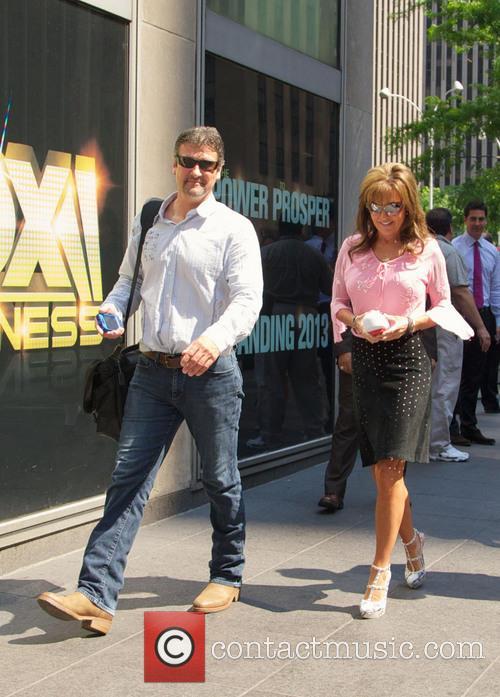 Todd Palin and Sarah Palin 4