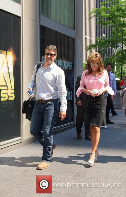 Todd Palin and Sarah Palin 5