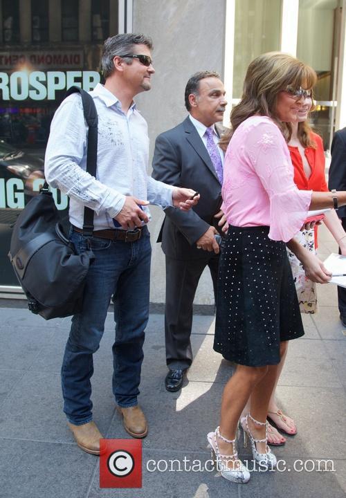 Sarah Palin and Todd Palin 11