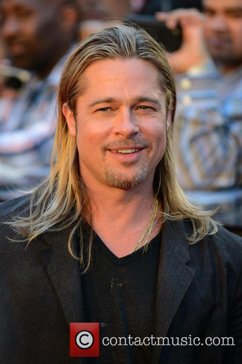 Brad Pitt 50