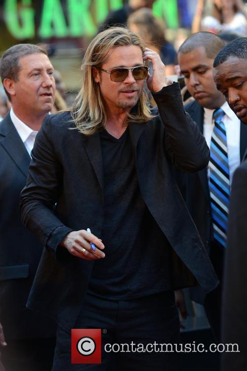 Brad Pitt 55