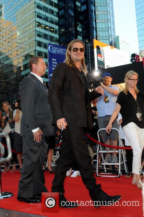 Brad Pitt 61