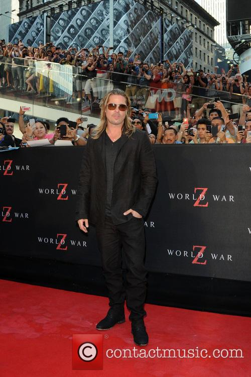 Brad Pitt 62