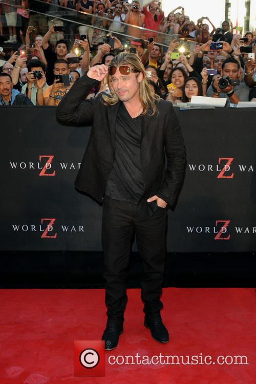 Brad Pitt 65