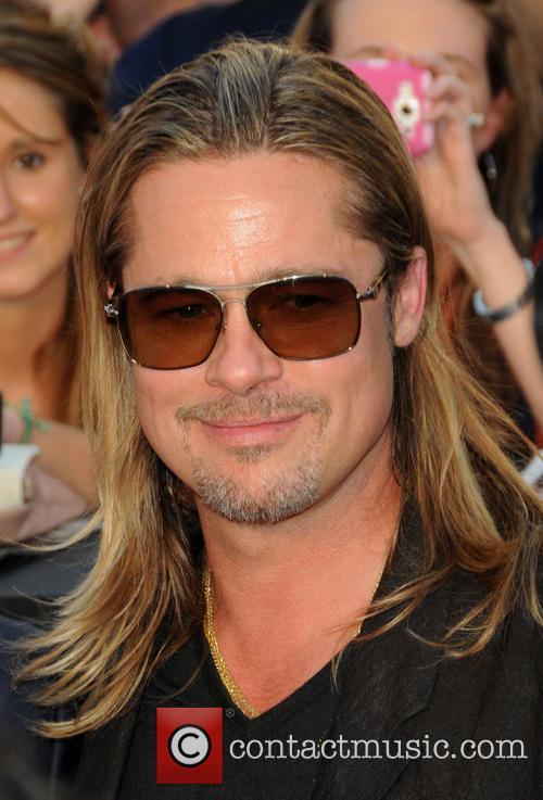 Brad Pitt 68