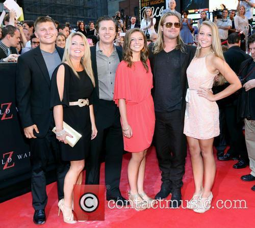 Brad Pitt 35