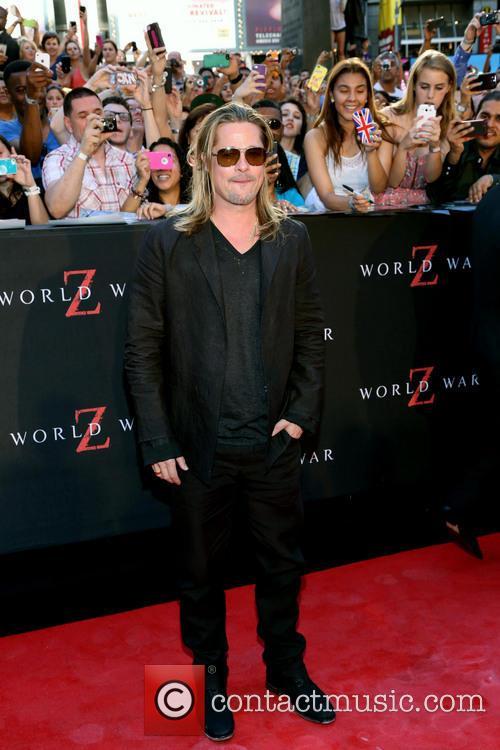 Brad Pitt 36