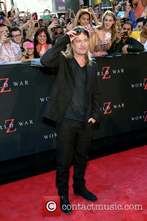 Brad Pitt 38