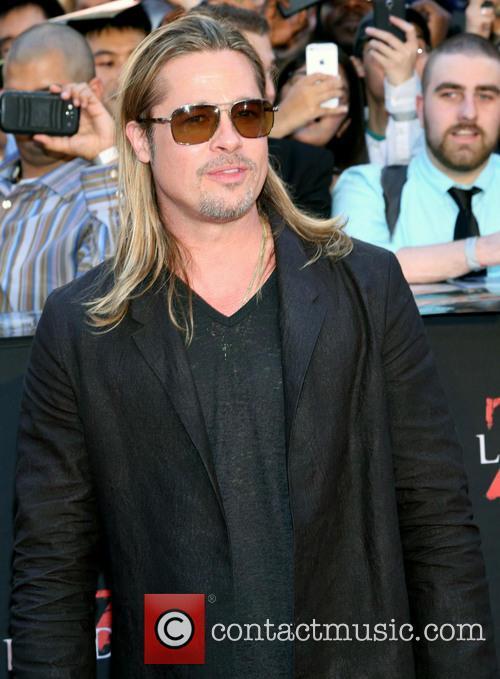 Brad Pitt 40