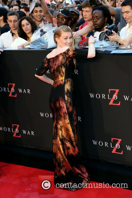 mireille enos new york premiere of world 3724267