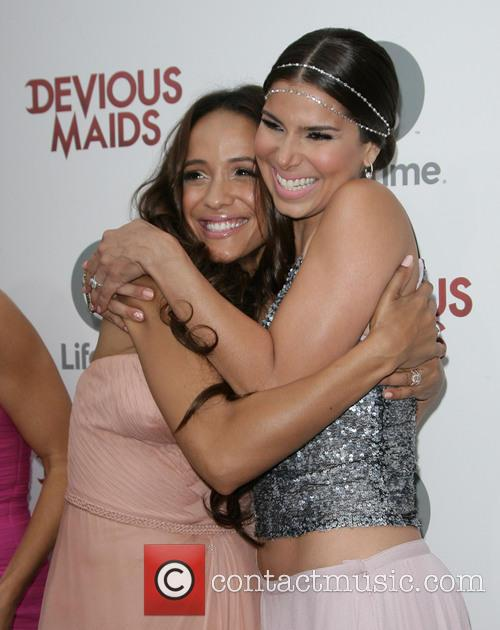 Dania Ramirez and Roselyn Sanchez 9