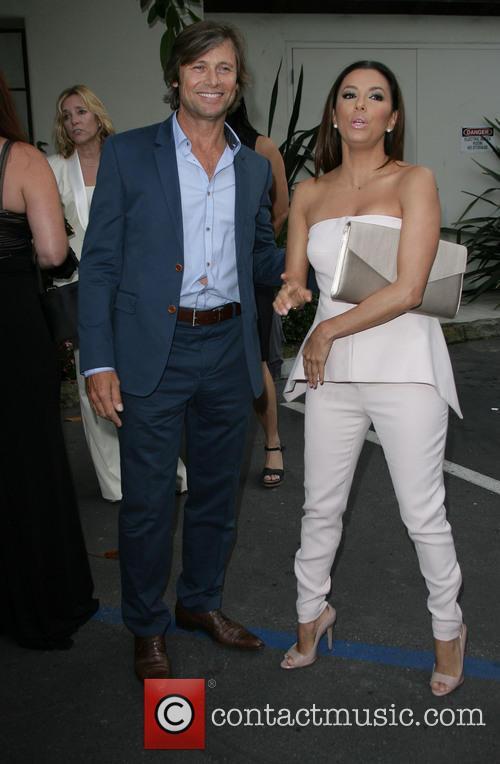 Eva Longoria and Grant Show