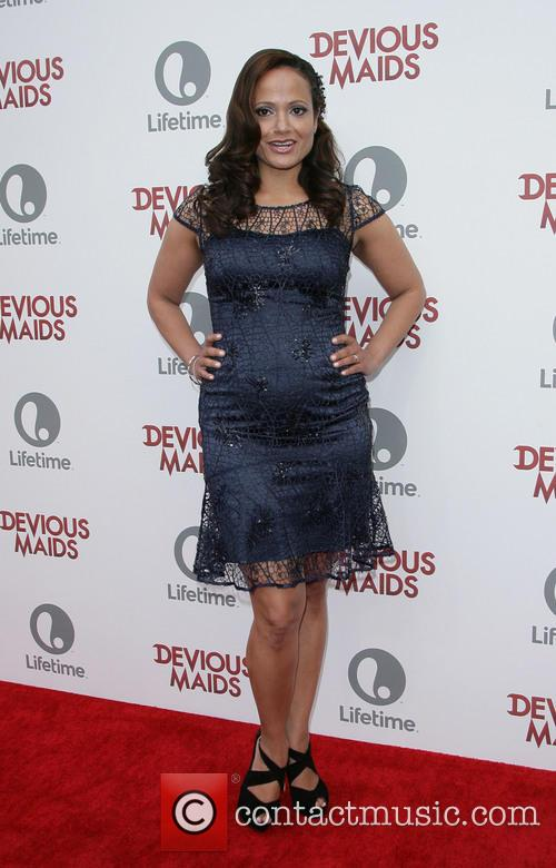 judy reyes devious maids premiere party 3724316