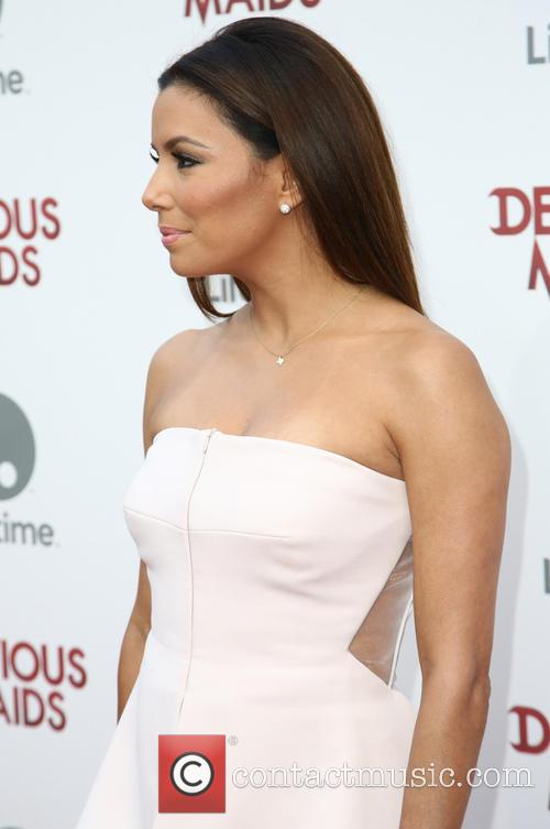 Eva Longoria, Bel Air Bay Club