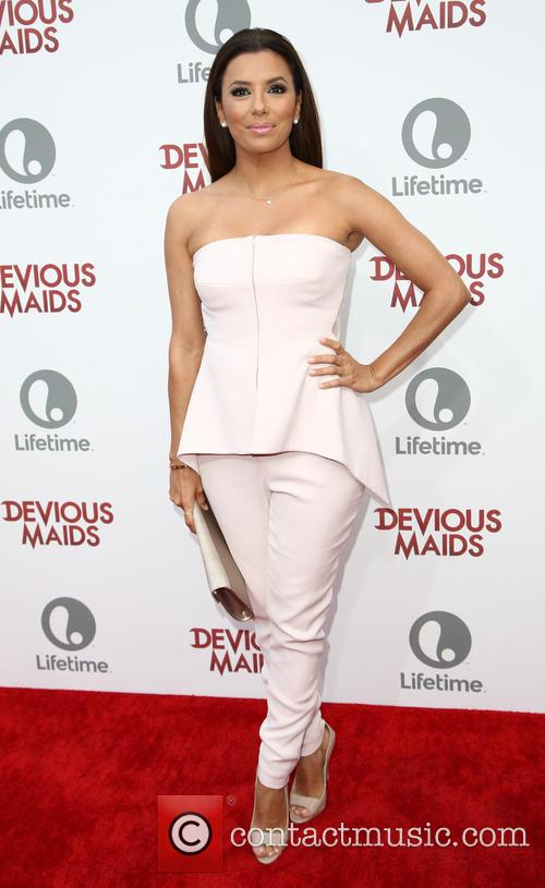 eva longoria devious maids premiere party 3724216