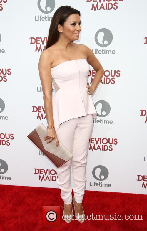eva longoria devious maids premiere party 3724227