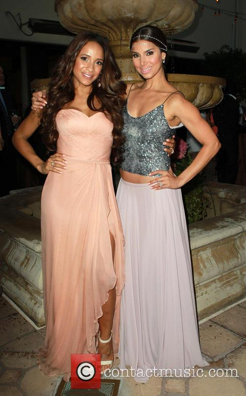Dania Ramirez and Roselyn Sanchez 1