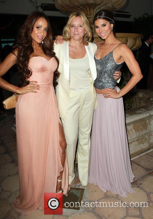 Dania Ramirez, Sabrina Wind and Roselyn Sanchez 4