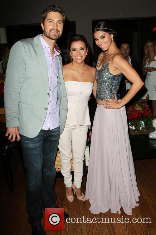 Eric Winter, Eva Longoria and Roselyn Sanchez 1