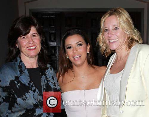 Eva Longoria and Sabrina Wind 5
