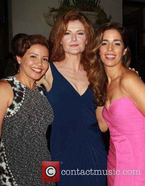 Justina Machado, Rebecca Wisocky and Ana Ortiz 3
