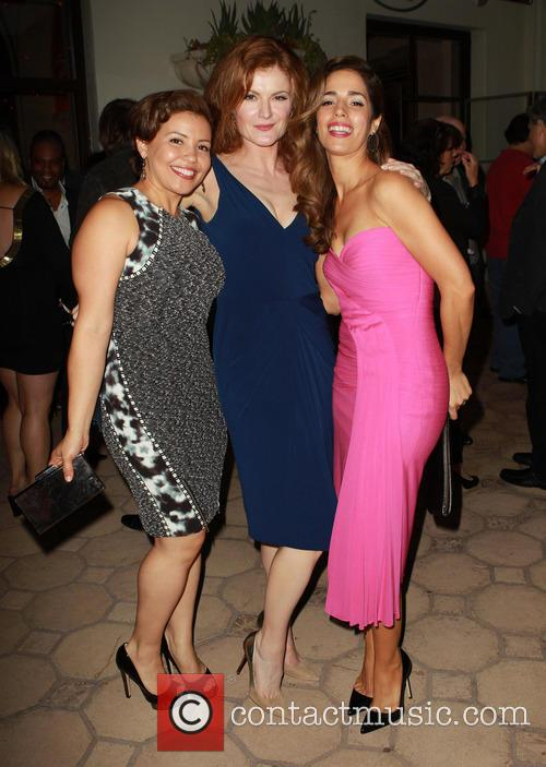 Justina Machado, Rebecca Wisocky and Ana Ortiz 1