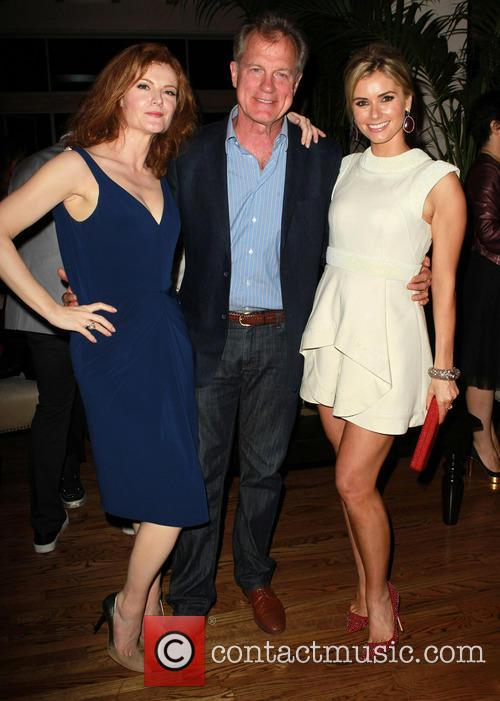 Rebecca Wisocky, Stephen Collins and Brianna Brown 2