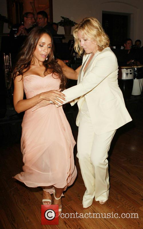 Sabrina Wind and Dania Ramirez 9