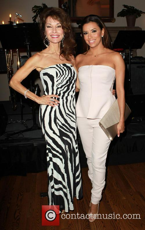 Susan Lucci and Eva Longoria 7