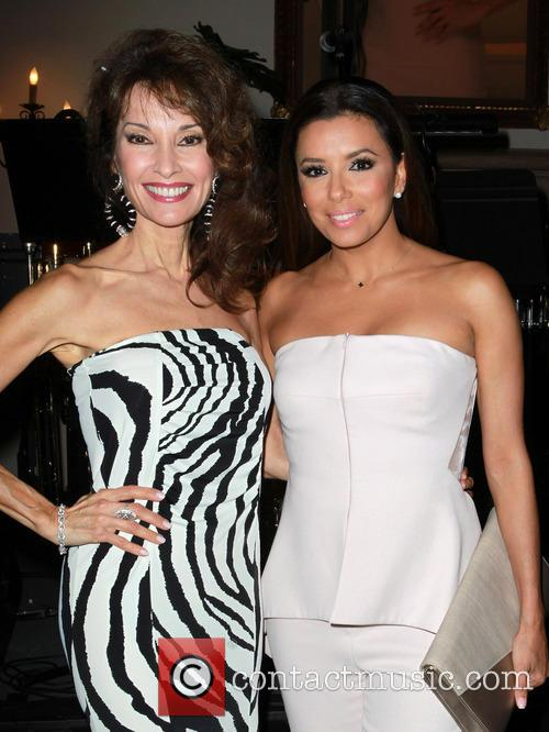 Susan Lucci and Eva Longoria 1