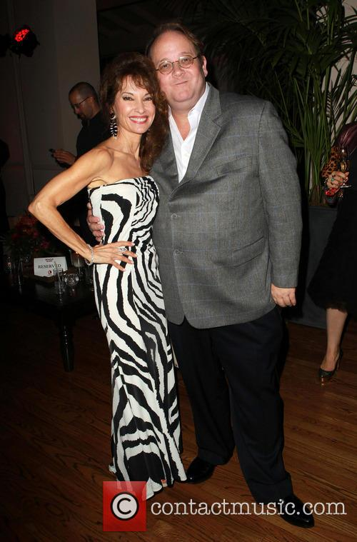 Susan Lucci and Marc Cherry 8