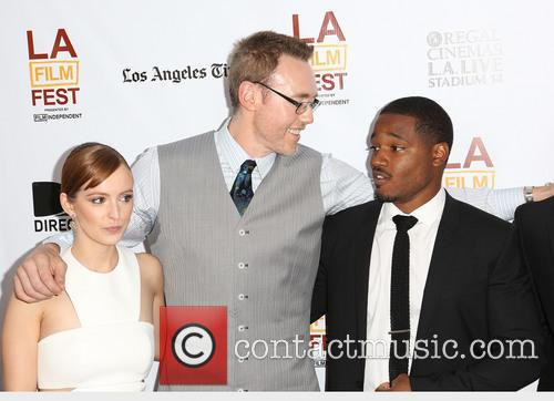 Ahna O'reilly, Kevin Durand and Ryan Coogler 6