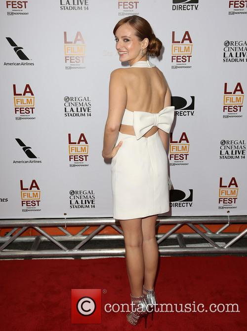 Ahna O'Reilly, Regal Cinemas LA Live, Los Angeles Film Festival