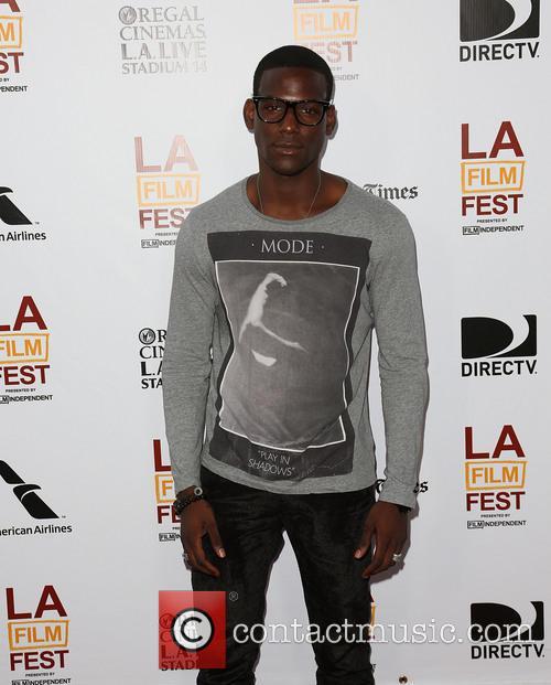 Kofi Siriboe, Regal Cinemas LA Live, Los Angeles Film Festival