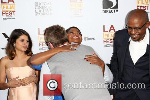 Melonie Diaz, Kevin Durand, Octavia Spencer and Forest Whitaker 8