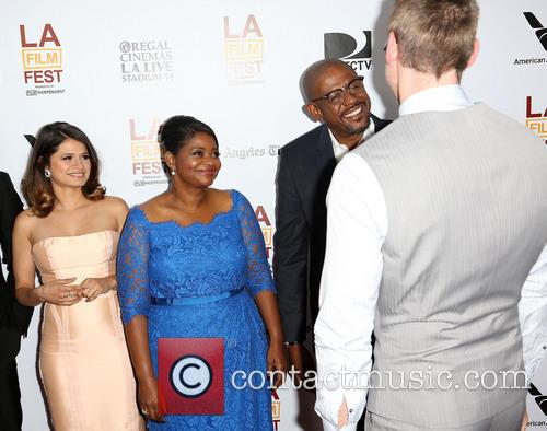 Melonie Diaz, Octavia Spencer, Forest Whitaker and Kevin Durand 10