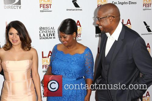 Melonie Diaz, Octavia Spencer and Forest Whitaker 5
