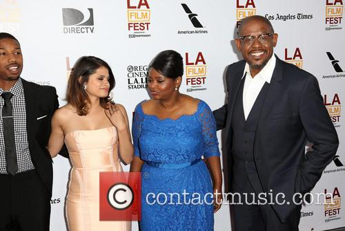 Michael B. Jordan, Melonie Diaz, Octavia Spencer and Forest Whitaker 4