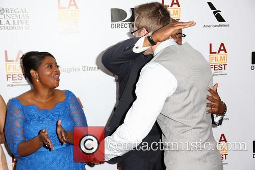 Octavia Spencer, Forest Whitaker and Kevin Durand 1