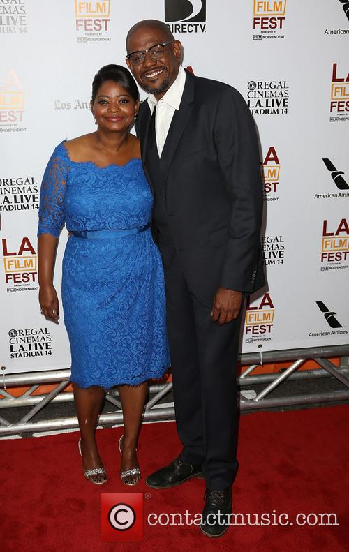 Octavia Spencer and Forest Whitaker 3