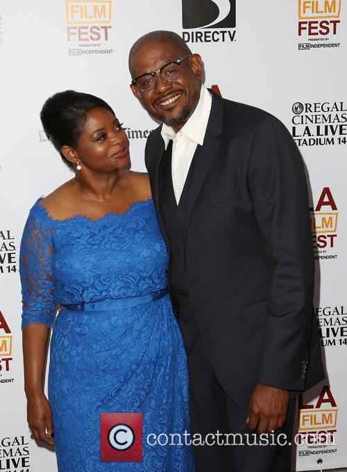 Octavia Spencer and Forest Whitaker 8