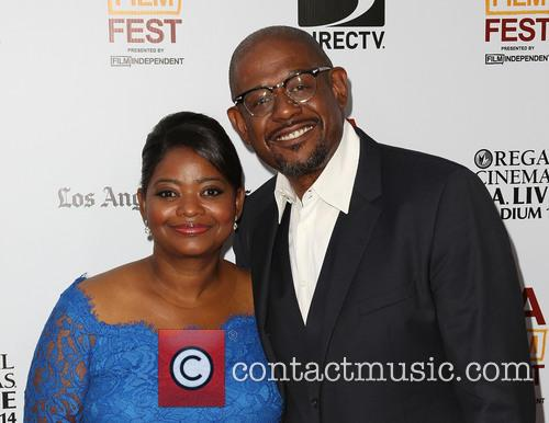 Octavia Spencer and Forest Whitaker 1