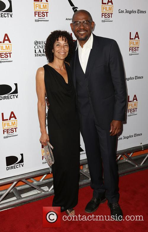 Stephanie Allain and Forest Whitaker 2