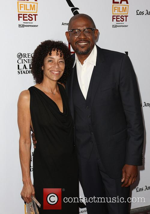 Stephanie Allain and Forest Whitaker 3