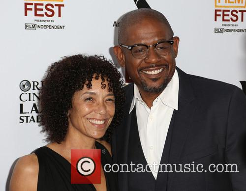 Stephanie Allain and Forest Whitaker 1