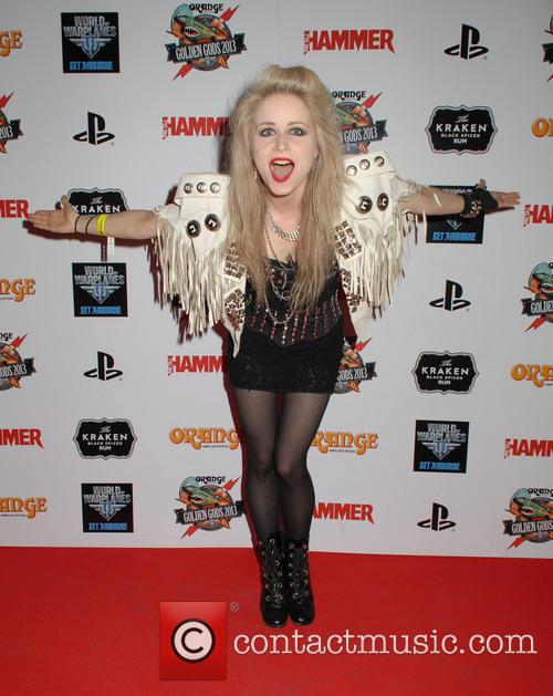 mia klose metal hammer golden gods awards 3724063