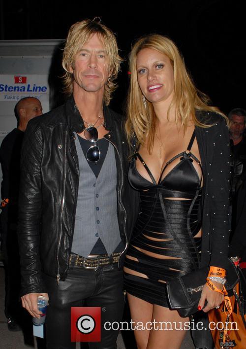 Duff McKagan, Susan Holmes