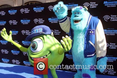 Monsters University Premiere And Tailgate Party