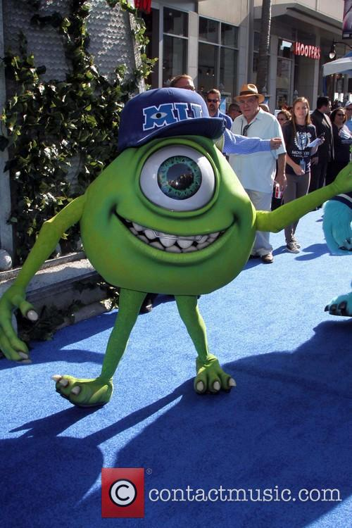 Mike Wasowski, Monsters University Tailgate Party