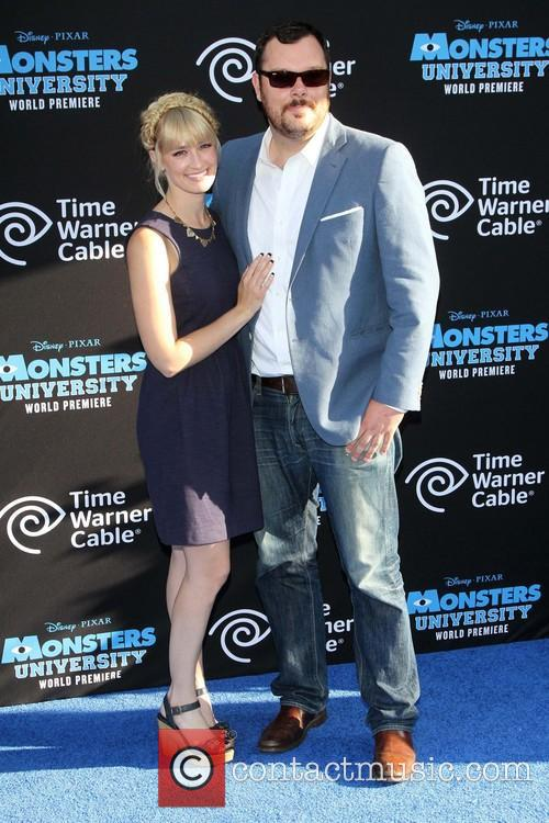 Beth Behrs and Michael Gladis 3